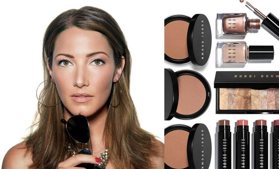 Bobbi-Brown-Raw-Sugar-Makeup-Collection-for-Summer-2014-promo-1