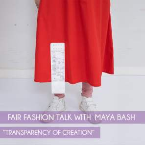 talk with - MAYA BASH