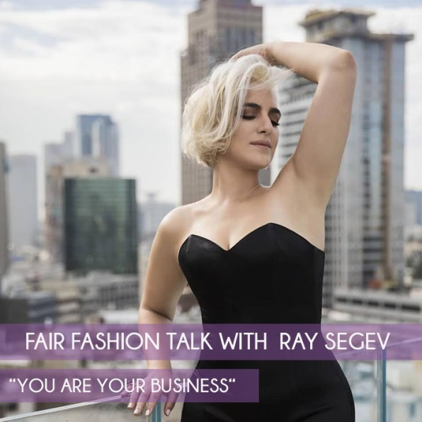 talk with RAY SEGEV