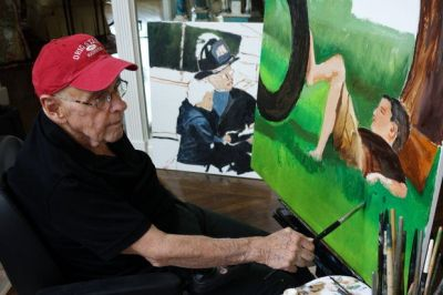 art programs for Parkinson's cleveland ohio