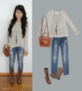BeInspireful - Old Fall Outfit 7