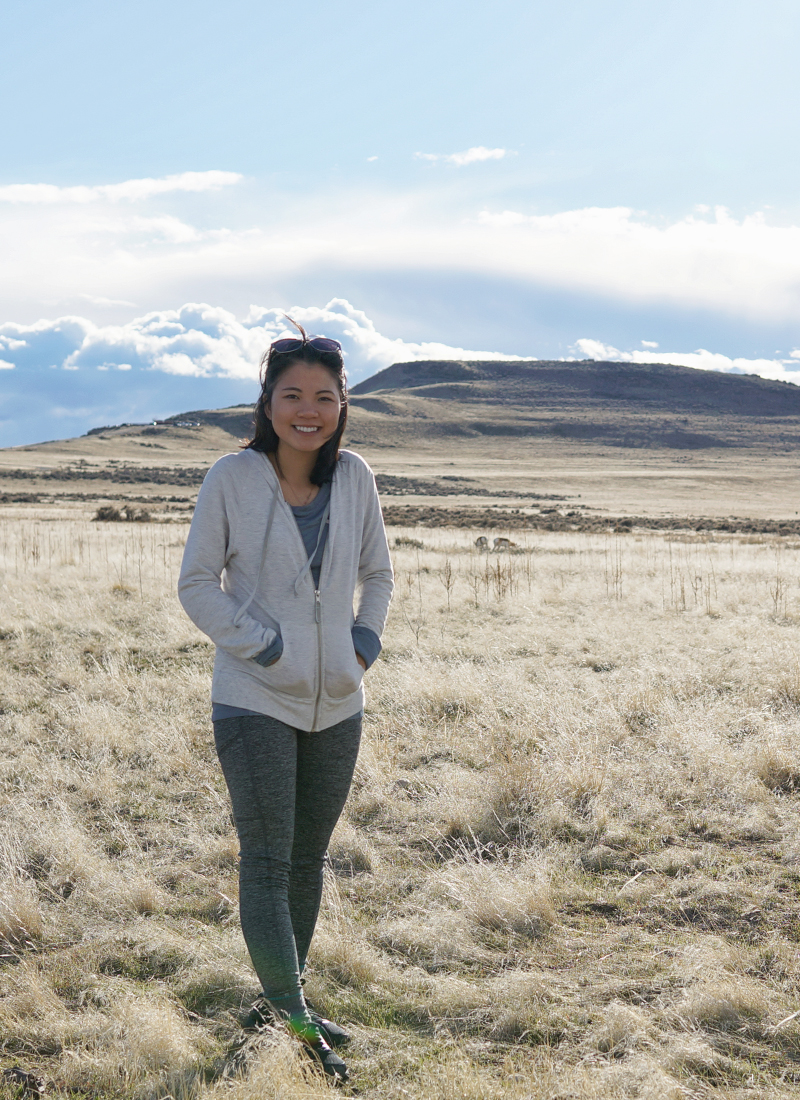 Outfit of the Day – Antelope Island