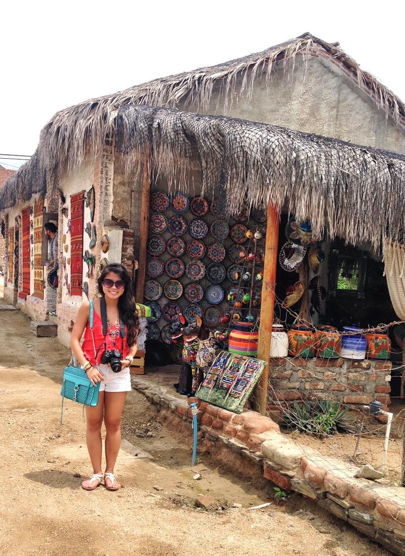 Outfit of the Day: Los Cabos, Mexico / Todos Santos Adventure