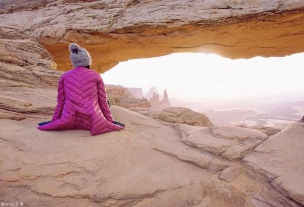 BeInspireful - Mesa Arch