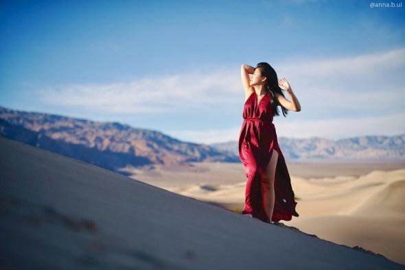 BeInspireful - Death Valley Mesquite Flat Sand Dunes - 5