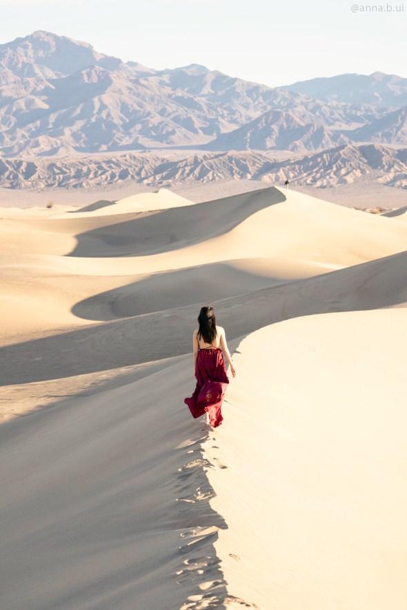 BeInspireful - Death Valley Mesquite Flat Sand Dunes - 9