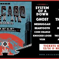 Just Announced! The Return of Chicago Open Air Festival To Toyota Park