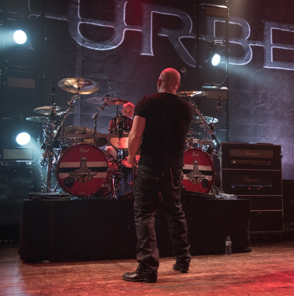 Disturbed House of Blues Chicago 08-21-15-42