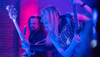 In The Loop Magazine Nita Strauss (The Guitar Collective