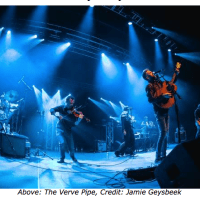 Multi-Platinum Band THE VERVE PIPE Head To CHICAGO On 3/29 To Play City Winery