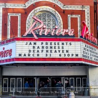 Live Review: Baroness, Deafheaven and Zeal & Ardor - The Riviera Theatre - Chicago