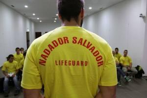 Inscrições abertas para curso de nadador salvador na Guarda