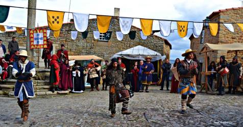 Feira Medieval de Castelo Mendo em formato 'online'
