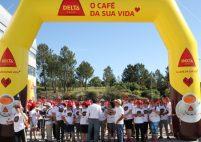 Delta Cafés da Guarda promove caminhada solidária
