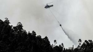 Portugal e Espanha vão ter base aérea transfronteiriça para combate a incêndios