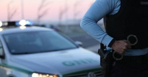 Homem detido por furto de gasóleo no Manigoto (Pinhel)