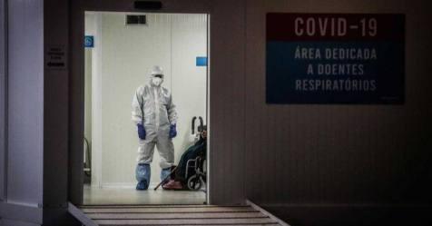 Covid-19: Mais cinco mortes e 694 casos em Portugal