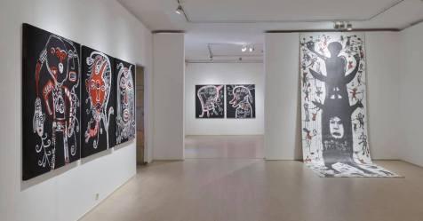 Exposição BRUTO de Agostinho Santos com curadoria de Valter Hugo Mãe é inaugurada hoje