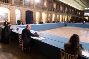 Politécnicos foram recebidos pelo Presidente da República