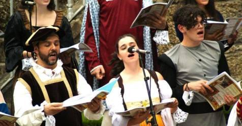 Concerto evocativo dos 500 anos da morte de D. Manuel I em Vila do Touro e Sabugal