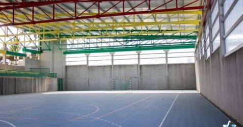 Município de Gouveia inaugura Polidesportivo em Paços da Serra