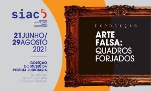 """Inauguração da exposição """"Arte Falsa: Quadros Forjados"""" hoje no Museu da Guarda"""