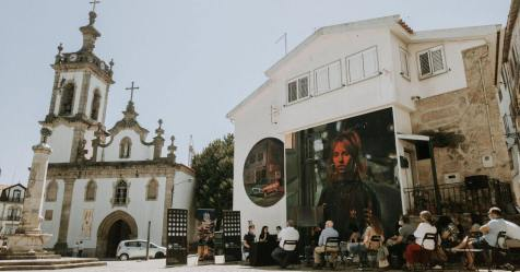 Festival de Arte Urbana Wool invade a cidade da Covilhã
