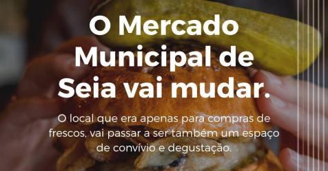Câmara de Seia revitaliza Mercado Municipal
