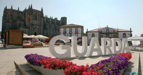Guarda dispõe de photopoint na Praça Luís de Camões