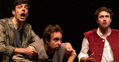 "Ópera: ""O Barbeiro de Sevilha de Gioachino Rossini"" no Teatro Municipal da Guarda"