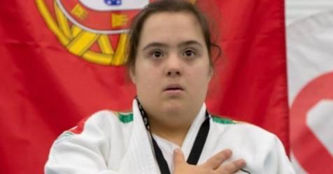 Judoca do Sabugal é Porta Bandeira da Missão Portuguesa em competição europeia