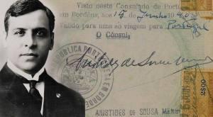 Aristides de Sousa Mendes recebe hoje honras de Panteão Nacional