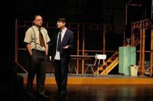 """Artistas Unidos apresentam """"Morte de um caixeiro viajante"""" no Teatro Municipal da Guarda"""