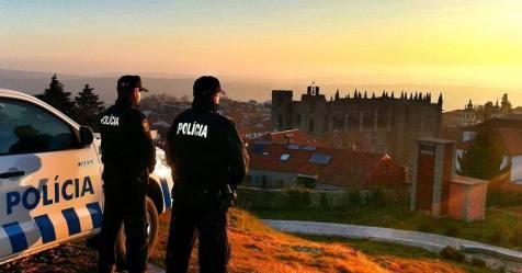 Comando da PSP da Guarda fez 128 detenções em 2020 por vários ilícitos criminais