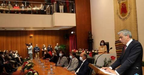 Novo Presidente da Câmara da Guarda promete lutar pela coesão territorial