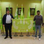 Bandeira Verde Vila de Rei