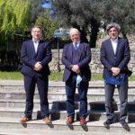 UBI, reitor com dirigentes da Mutualista