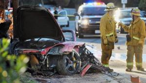 Paul Walker crash-story