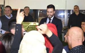 ليلة حب مميزة احياها النجم سعد رمضان في النبطية
