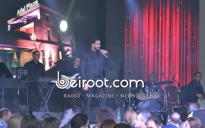 وائل جسار و ايلي بيطار في حفل خاص ليلة العيد…
