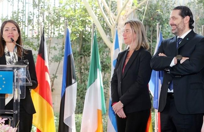 EU affirms commitment to Lebanon's stability, partnership