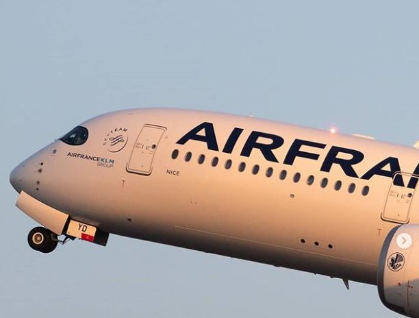 Air France Will Officially Resume Flights To Beirut In A Few Weeks