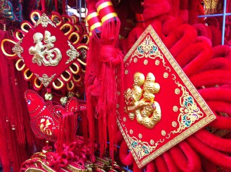 Chinese New Year Charms, Singapore