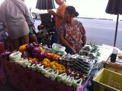 Floral Prayer Offerings