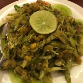 Lahphet Thohk Tea Leaf Salad