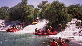 Rafting, kayaking gain popularity in lebanon