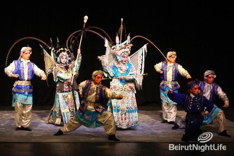 L'opera de Pekin du Shenyang @ USJ