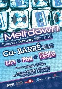 Meltdown at Ca-Barré