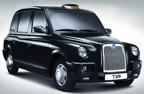 Black Cabs in Lebanon