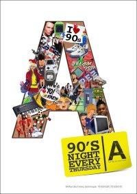 The 90's era at Capital A